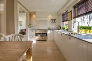 Open Space Kitchen can add value to your home